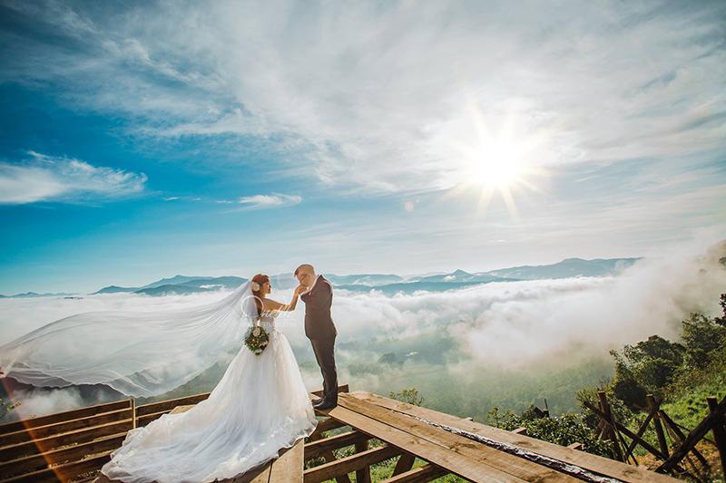 Săn mây tại Đà Lạt