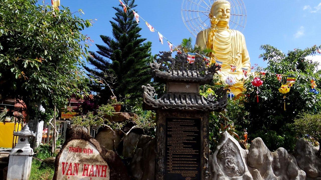 Địa điểm du lịch Đà Lạt - Thiền viện Vạn Hạnh Đà Lạt