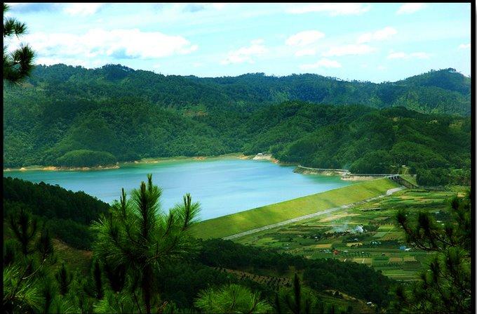 Hồ Đà Nhim
