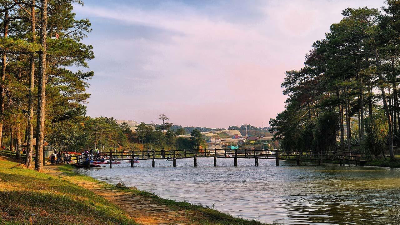 Địa điểm du lịch - Hồ than thở Đà Lạt