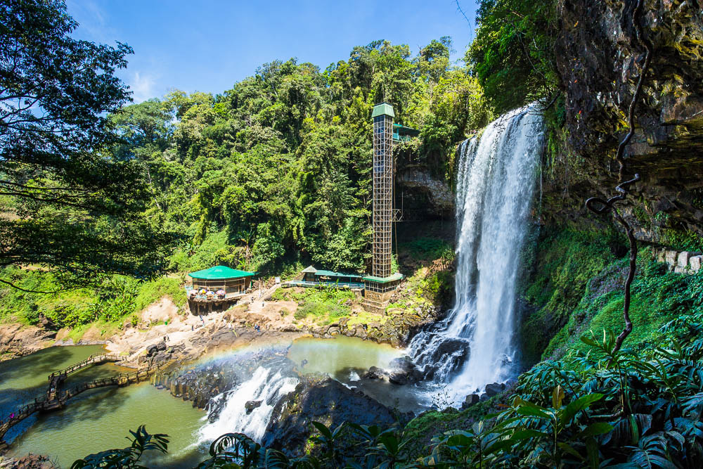 Địa điểm du lịch - Thác Dambri Đà Lạt