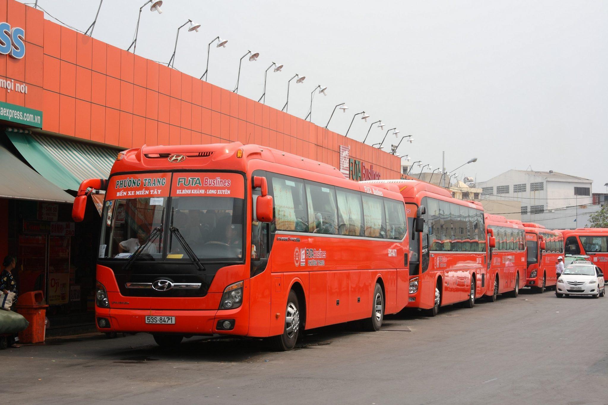 Đi du lịch Đà Lạt bằng xe khách