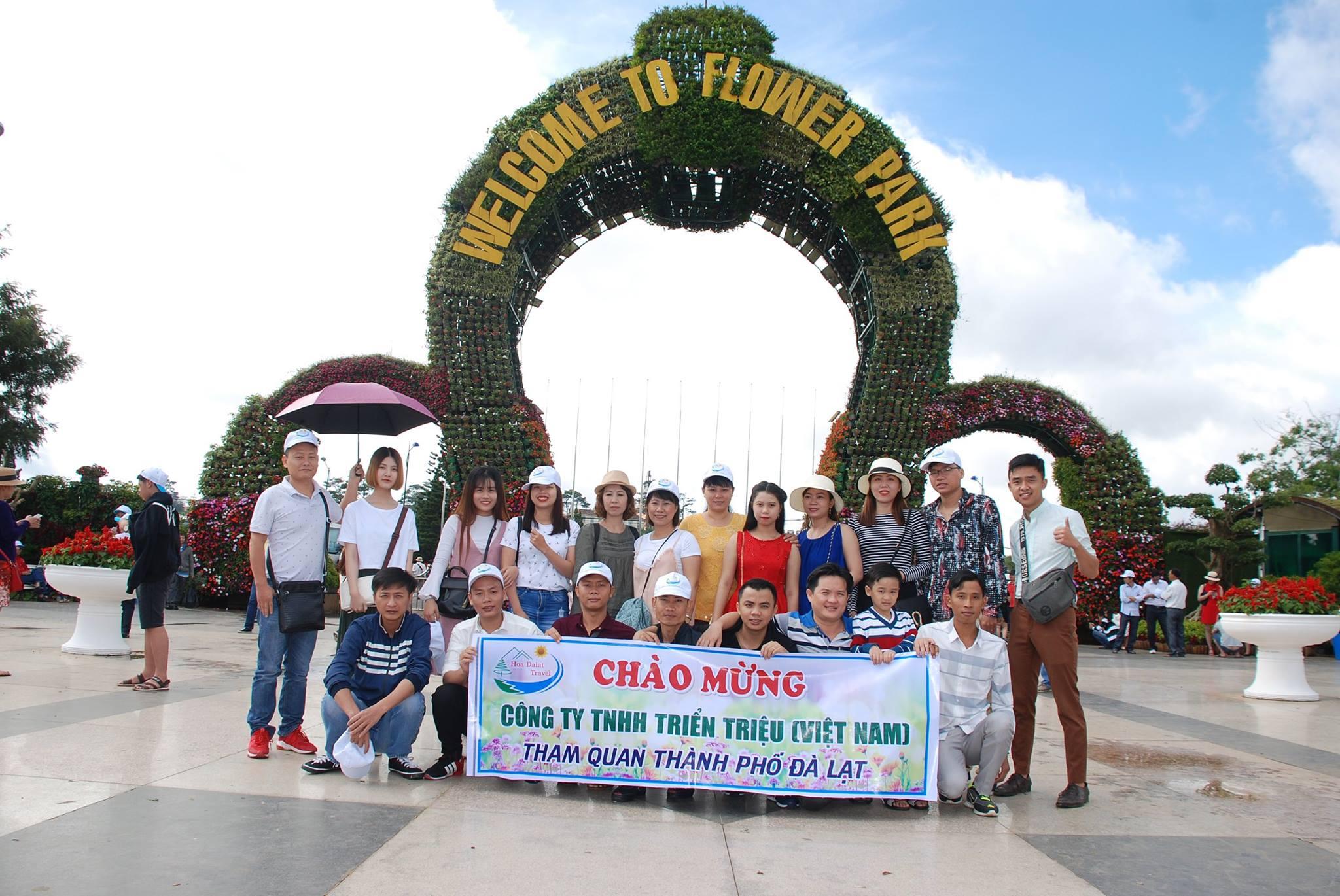 Công ty du lịch Đà Lạt uy tin, chất lượng - Hoa Dalat Travel