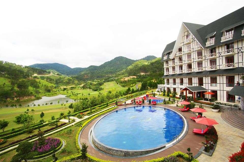 Khách sạn có view đẹp tại Đà Lạt