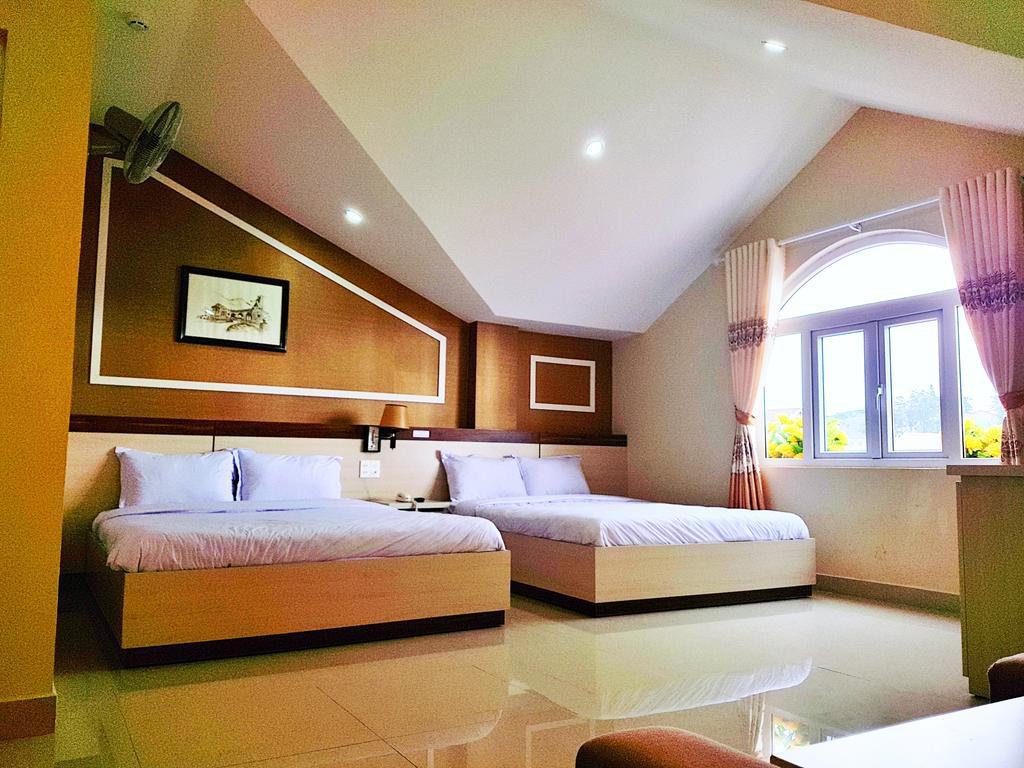 Khách sạn giá tốt tại Đà Lạt