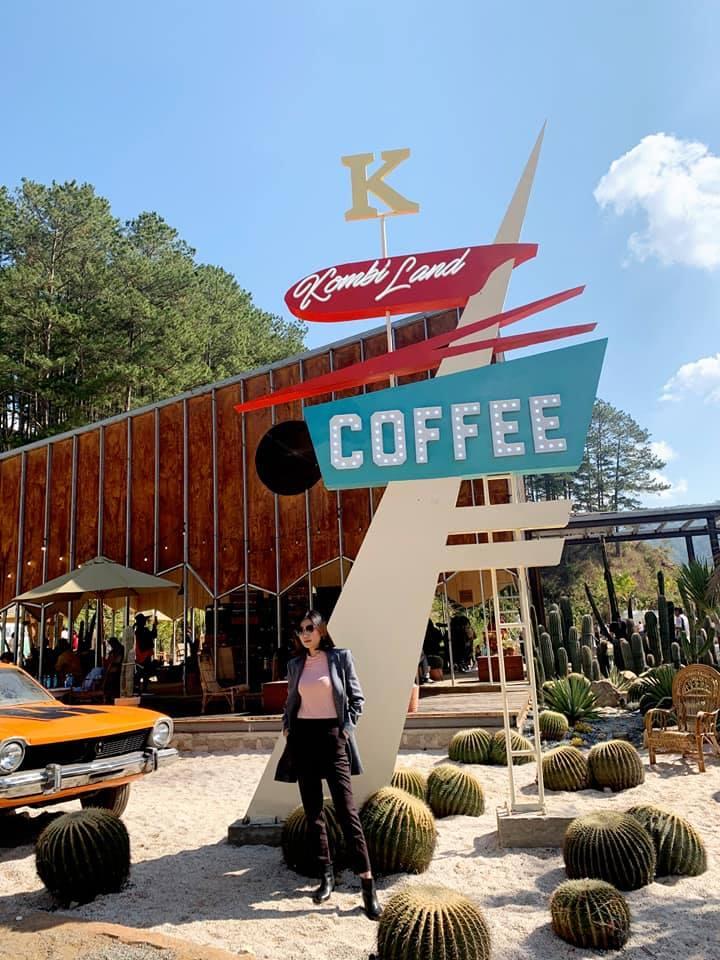 quán cafe kombi land