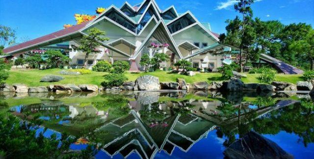 Địa điểm check in tại Đà Lạt - KDL Lá Phong