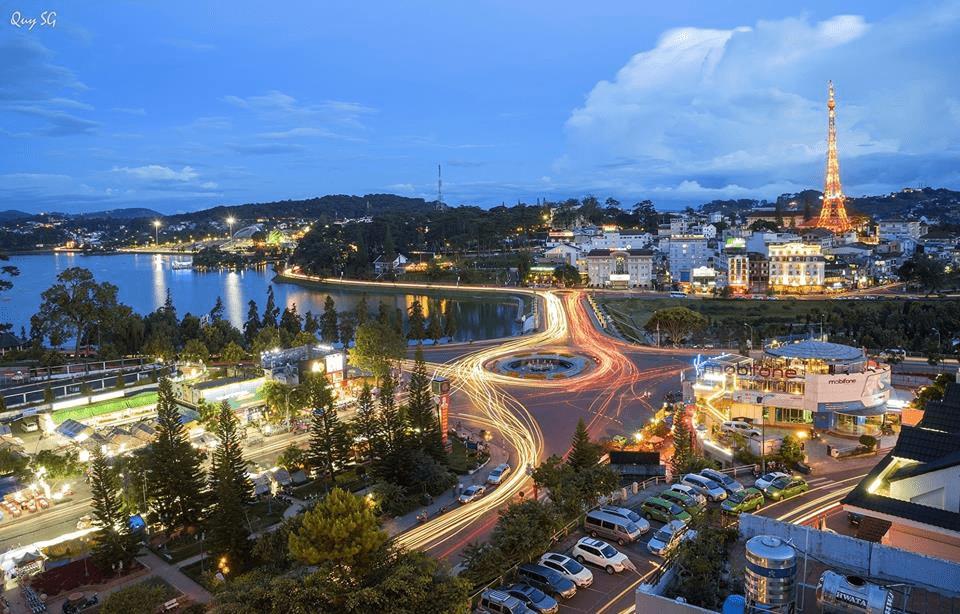 khách sạn Đà Lạt 2 sao gần trung tâm