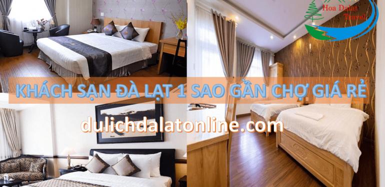 khách sạn Đà Lạt 1 sao giá rẻ