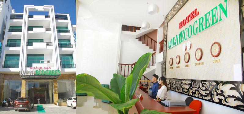 khách sạn Eco Green