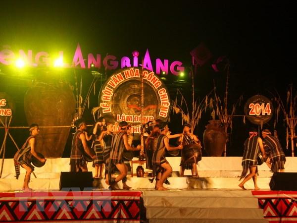 Lễ hội văn hóa cồng chiêng tỉnh Lâm Đồng