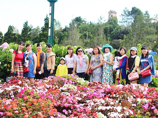 Review tour Đà Lạt 2 ngày 1 đêm