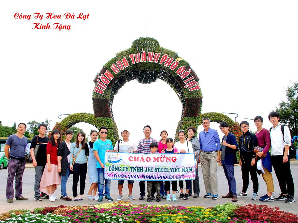 Review tour Đà Lạt 4 ngày 3 đêm - Hoa Dalat Travel