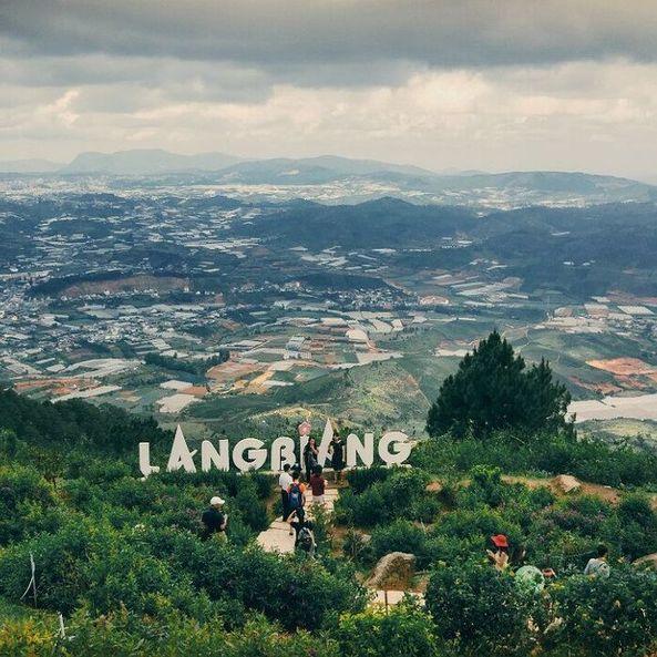 Tour du lịch Đà Lạt - Tham quan Langbiang