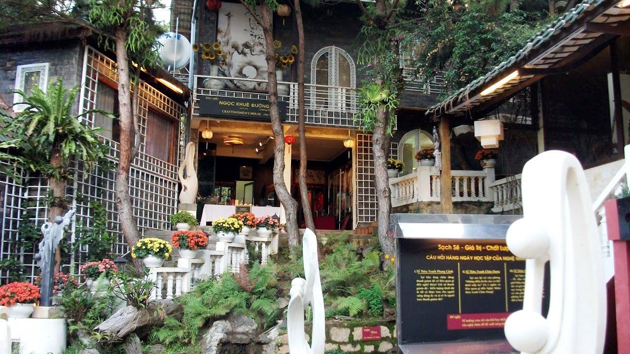 Check in tại XQ Sử Quán Đà Lạt