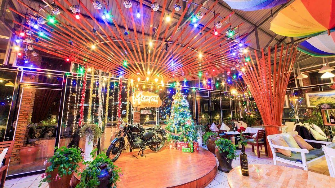 Hình ảnh quán cafe Đà Lạt