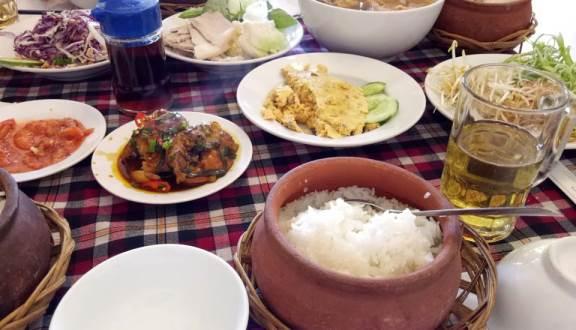Địa chỉ quán ăn trưa Đà Lạt