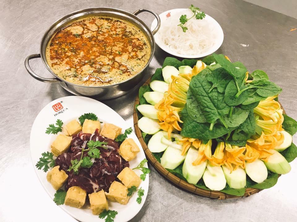 quán ăn trưa ngon ở Đà Lạt