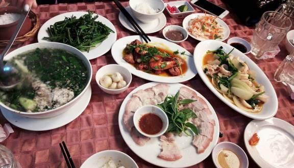 Địa điểm ăn trưa Đà Lạt