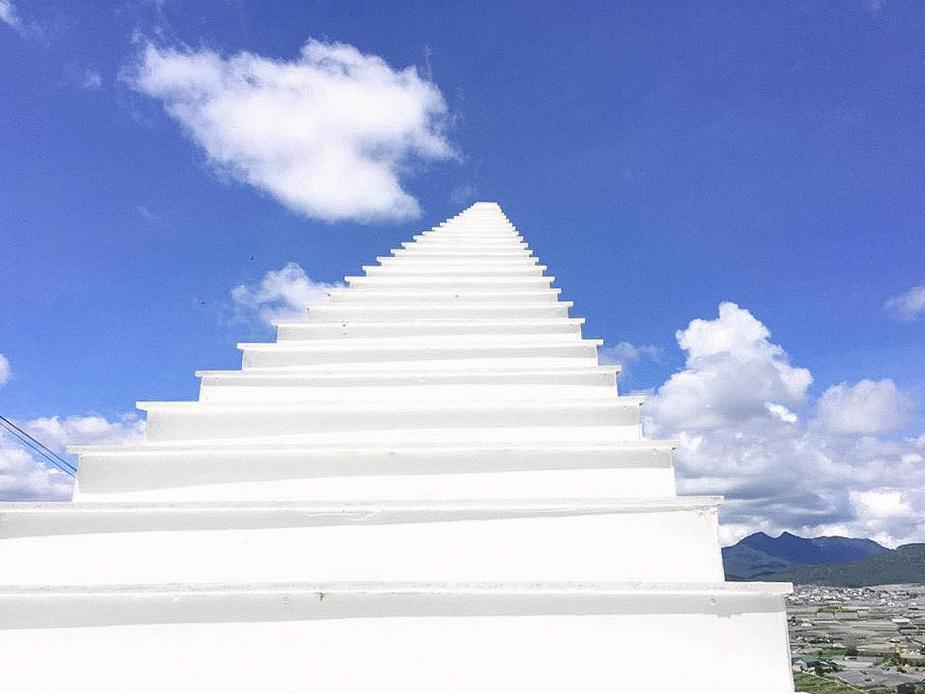 Điểm check in hot tại Đà Lạt - Nấc thang lên thiên đường