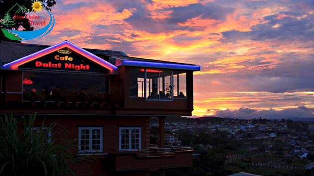 Cafe Đà Lạt Nights