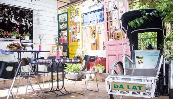 Sunshine Cafe DaLat