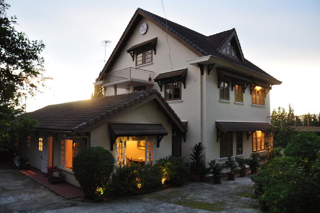 Villa Đà Lạt có sân vườn - Luxury 3 Yersin